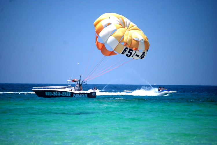 Dewey Beach Parasailing