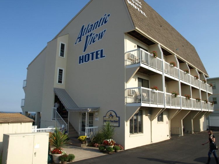 Atlantic View hotel Dewey Beach